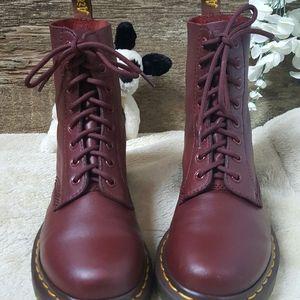 Dr Martens 1460 Pascal SUPER SOFT leather Boots